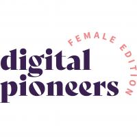 Digital Pioneers - Logo (quadratisch)